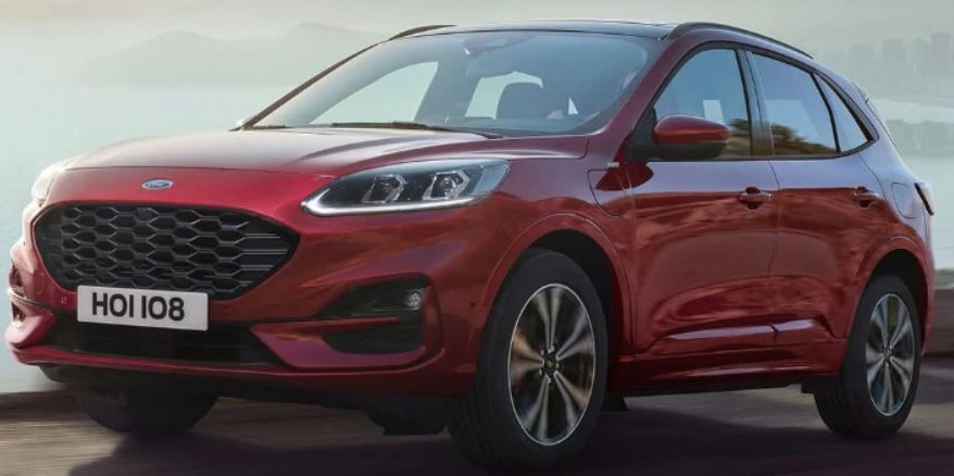 All-New Ford Kuga Coming 2020